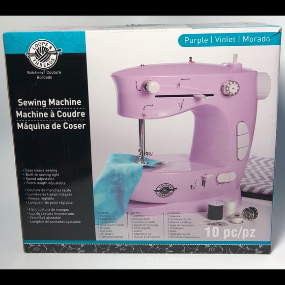 Loops Threads Other Sewing Machine Poshmark Cool Loops And Threads Sewing Machine